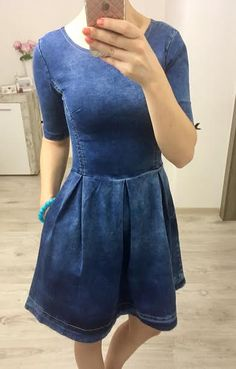 Rifľové šaty Peplum, Rompers, Tops, Dresses, Women, Fashion, Vestidos, Moda, Fashion Styles