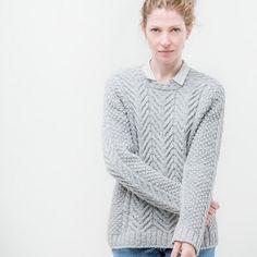 BT Winter 15, Cordova Pullover Pattern – Knit Purl
