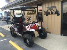 Our most recent Carolina Gamecock Cart!!!!