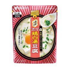"""小菜湯元素<厚Niwatorishiro煮豆腐> - 食品@新產品 - 現在和未來看到食物從""""新產品""""!"""