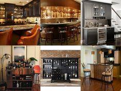 Basement Home Bar ideas