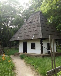 """See 732 photos and 55 tips from 3359 visitors to Muzeul Național al Satului """"Dimitrie Gusti"""". """"A really amazing open area museum. The structures are. Farm Stay, Bucharest, Little Houses, Traditional House, Country Life, Painting Inspiration, Gazebo, Museum, Outdoor Structures"""