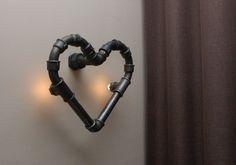 Лампа-сердце