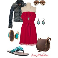 """Rosita"" by kaseyofthefields on Polyvore"