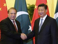 Pak-China trade pact in favour of Beijing: Aziz - The Express Tribune