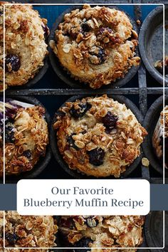 These muffins are not only delicious-they are healthy too! This is just one of thousands of recipes available on the Cooking Light Diet. Best Muffin Recipe, Muffin Recipes, Diet Recipes, Breakfast Recipes, Cooking Recipes, Light Diet, Brunch Party, Eat Smart, Diet Meals