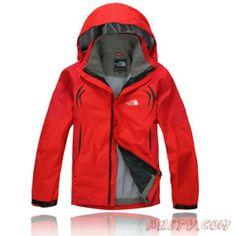 The North Face Gore Tex XCR Rouge Veste Hommes Sortie TNF371 Jacket Men,  Gray Jacket 46ed3fe8f9b2
