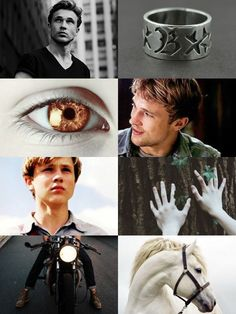 Edit by me. Mark Blackthorn,male character from Lady Midnight and Lord of Shadows.