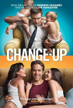 The Change-Up 11x17 Movie Poster (2011)