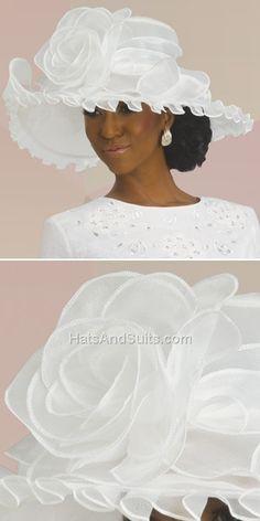 Donnavinci Couture HATS Style H3255
