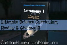 Jumping into Supercharged Science! An Ultimate Science Curriculum Review and Giveaway