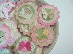 butterflies- cute embellishments