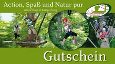 Waldkletterpark Hohenlohe   #Onlinegutschein #Outdoorgutschein #Gutscheinshop  http://site.gurado.de/referenzen/outdoor-gutscheine/