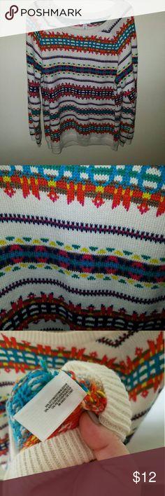NWT Baby GAP Sweater and Beanie Set | Fair isle pattern, Shawl ...