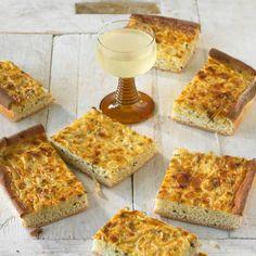 Rezept: Zwiebelkuchen