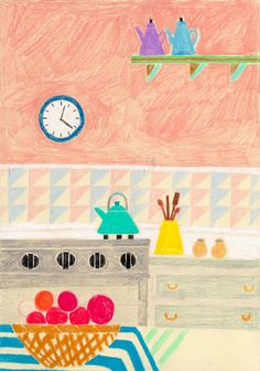 Lil Buckeroo ♥s Miju Lee Art Et Illustration, Colored Pencils, Pencil Drawings, Painting & Drawing, Illustrators, Artsy, Artwork, Prints, Inspiration