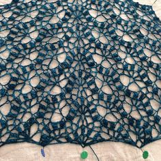 Ravelry: Project Gallery for Porcelain Berry Shawl pattern by Elena Fedotova