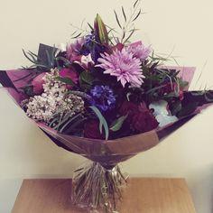 handtied bouquet GardenBridge academy seoul korea