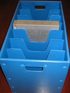 16 best Corrugated Plastic Containers images on Pinterest