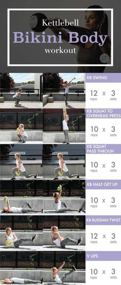 Kettlebell ExerciseWhat is Kettlebell Exercise? The kettlebell is not a new thing and it has been around for quite some time. Kettlebell Training, Cardio Training, Strength Training, Kettlebell Circuit, Kettlebell Challenge, Kettlebell Benefits, Exercise Cardio, Kettlebell Exercises For Arms, Strength Workout