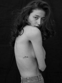 Evelina Mambetova by Tim Zaragoza