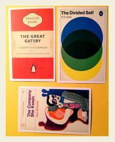 vintage penguin book covers