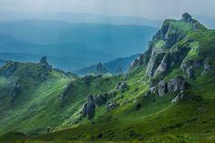 """Landscape """"Ciucaș Mountains"""""""