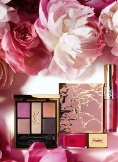 YSL Flower Crush Collection for Spring 2014