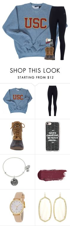 """""""life goes on"""" by hailstails ❤ liked on Polyvore featuring NIKE, Sperry, Casetify, Alex and Ani, Kate Spade, Kendra Scott and Sole Society"""