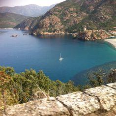 Porto marina , Corse-France