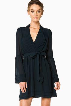 ShopSosie Style : Rorey Wrap Dress