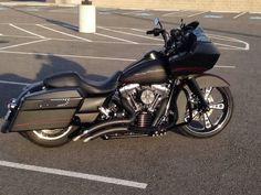 Harley Davidson Road Glide Custom