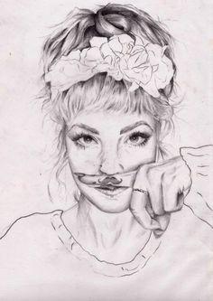 Third Year Illustration Student Megan Holland of Falmouth University