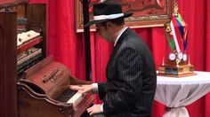 Fur Elise in Ragtime played by Ethan Uslan - AMAZING!! This guy is incredible!!
