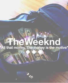 The Weeknd - The Morning. Oldie but goodie.