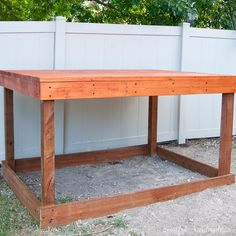 Our DIY Playhouse: The Deck via @kati_farrer