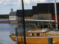 In Mariehamn, Åland, Finland