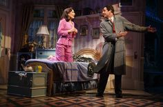 SHE LOVES ME, Starring Laura Benanti and More, Opens on Broadway Tonight