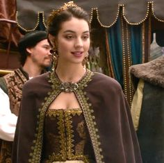 Lyanna Stark at the Tourney of Harrenhal