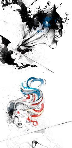 Illustrations by David Despau #1moroinspiration