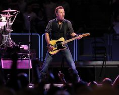 Bruce Springsteen - Bruce Springsteen And The E Street Band Perform At Madison Square Garden