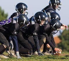 2011 SMFC PeeWee Colts Flag Football, Football Helmets
