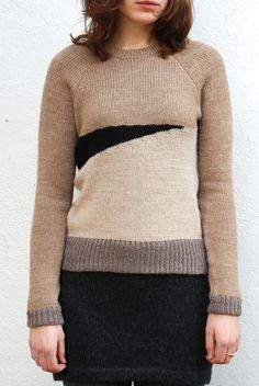 Landscape Sweater - Primoeza
