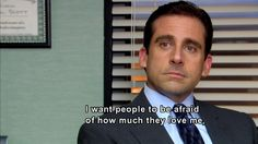 Steve Carell as Michael Scott on The Office Best Office Quotes, Office Memes, Funny Office Quotes, Funny Quotes, Badass Quotes, Awesome Quotes, Tv Show Quotes, Movie Quotes, Entertainment