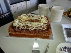 """Dessert! """"It's always all about the food!"""" www.cateringbychristopher.ca"""