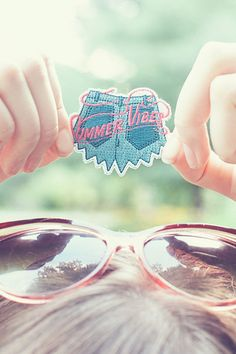 Summer Vibes Patch by ElloThere on Etsy