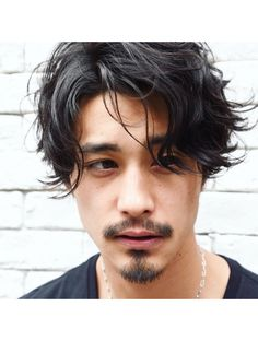 33 Trendy Asian Hairstyles for Men with all Hair Lengths - Valentin Kaden - 33 Trendy Asian Hairstyles for Men with all Hair Lengths リーピース(Lepes) 大人のmen'sカジュアルパーマ (ビジネス グランジ 刈り上げ) Asian Hairstyles Men - Permed Hairstyles, Trendy Hairstyles, Asian Hairstyles, Black Hairstyles, Popular Haircuts, Haircuts For Men, Men's Haircuts, Medium Hair Styles, Curly Hair Styles