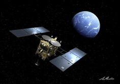 Japan Space Agency JAXA To Launch Spacecraft Hayabusa 2 To Rendezvous With Asteroid