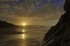 Morning Mellow / Battle Rock, Port Orford, Oregon, USA