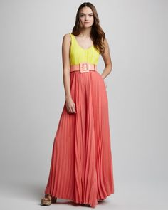 Alexa Silk Belted Jumpsuit at CUSP.